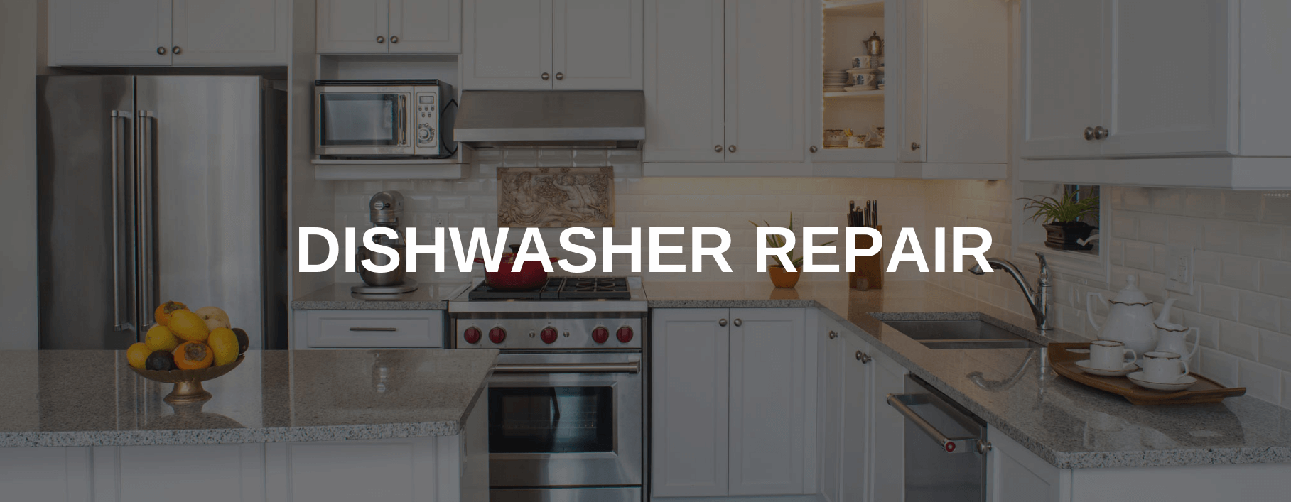 dishwasher repair mesa