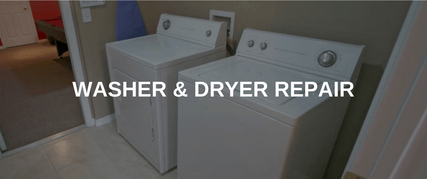 washing machine repair mesa